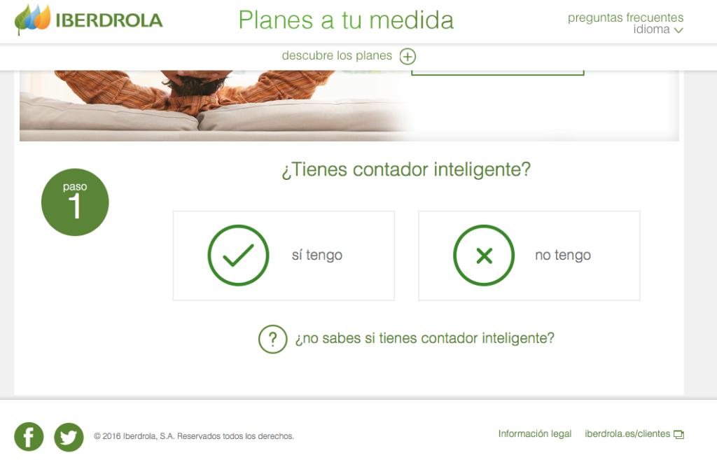 Redes Sociales en la Landing Page
